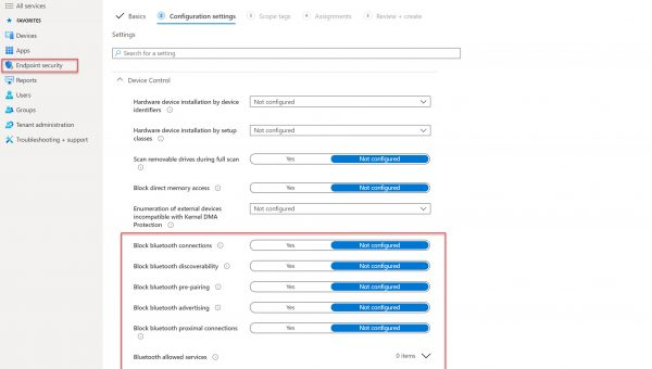 What's new in Intune – release 2007